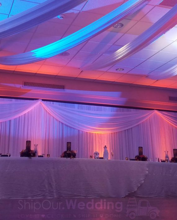 single_valance_top_draping_for_wedding