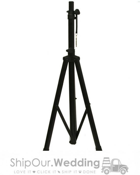 rent adjustable lighting stand