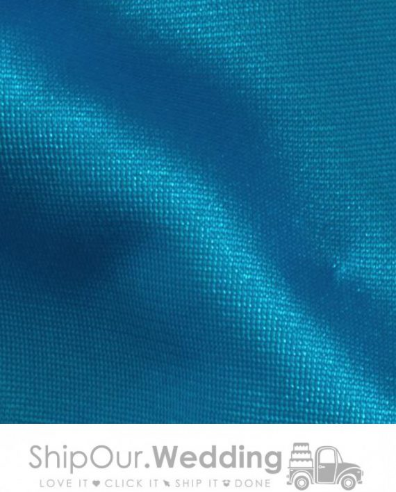 teal color drapery fabric