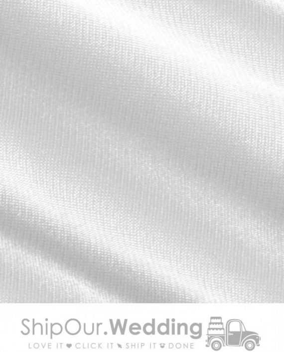 rent white color drapery fabric