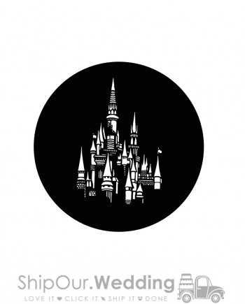 steel gobo fantasy castle