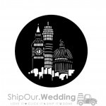 steel gobo london