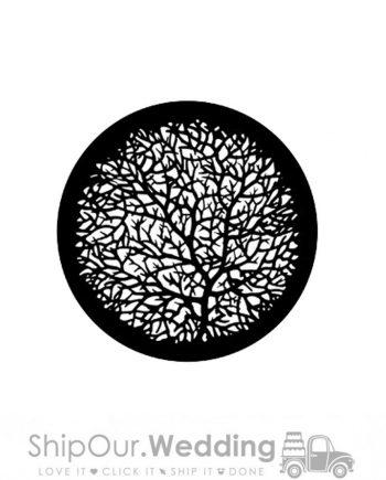 steel gobo dense branches 2