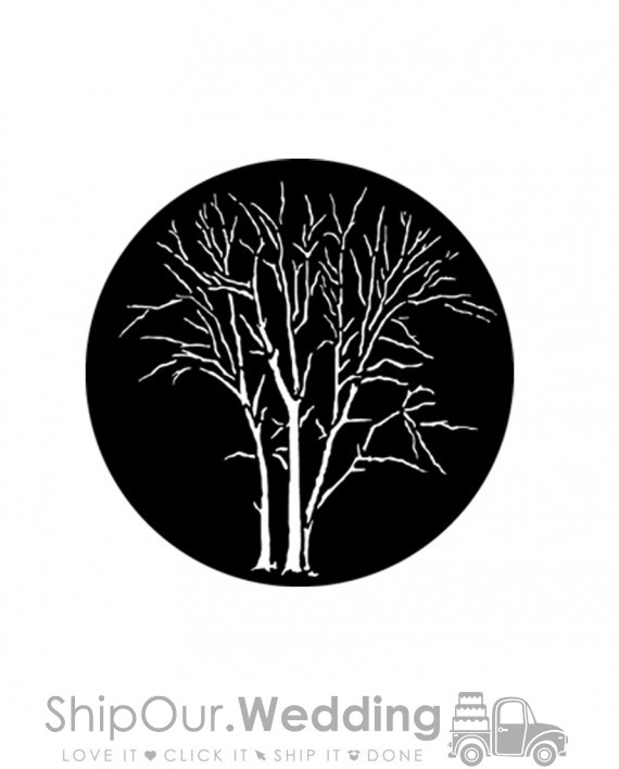 steel gobo winter tree b