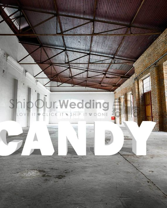 rent_big_letters_spell_candy