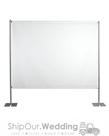 rent portable projector screen
