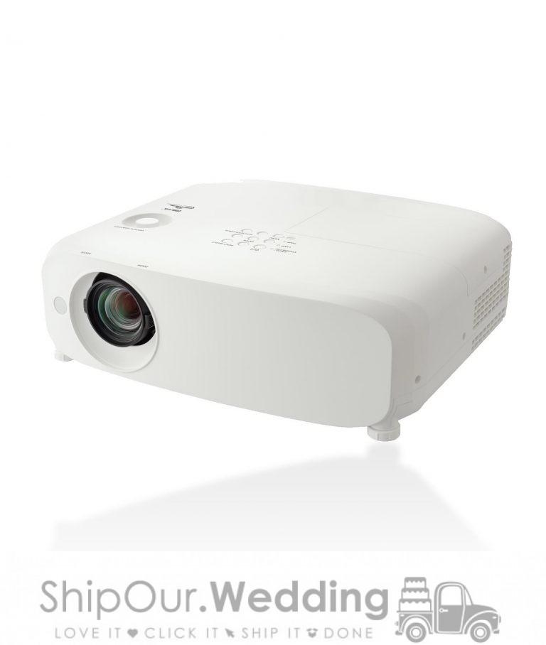 5500 lumen projector